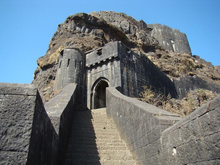 Lohgad Fort Main Entrance
