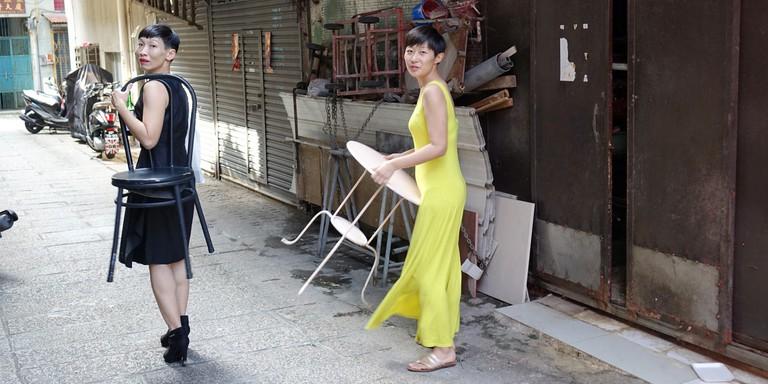 Macau city fringe Festival 1
