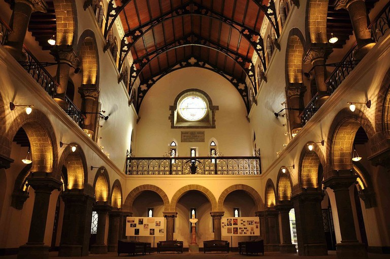 Main Hall of College of Engineering, Pune