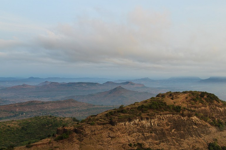 View from the Manaranjan Fort