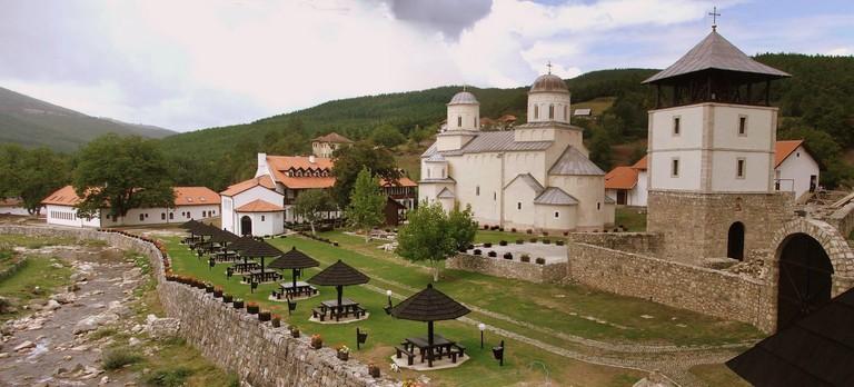 ManastirMileseva-ManastriZvonikDvoristeiPomocneZgrade