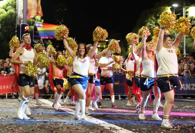 Mardi Gras Parade | © Courtesy of Ann-Marie Calilhanna:Sydney Gay and Lesbian Mardi Gras