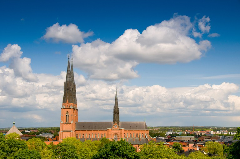 The Church of Sweden is headquartered in Uppsala
