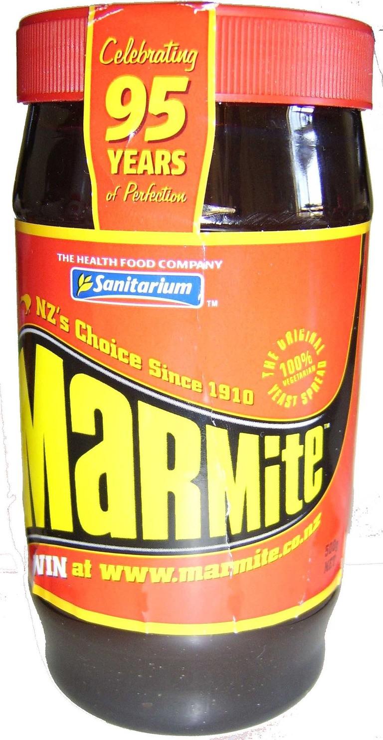 Marmite | © WillMcC / Wikicommons