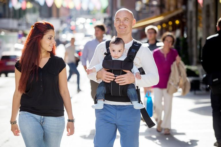 Generous family benefits helps Swedish society