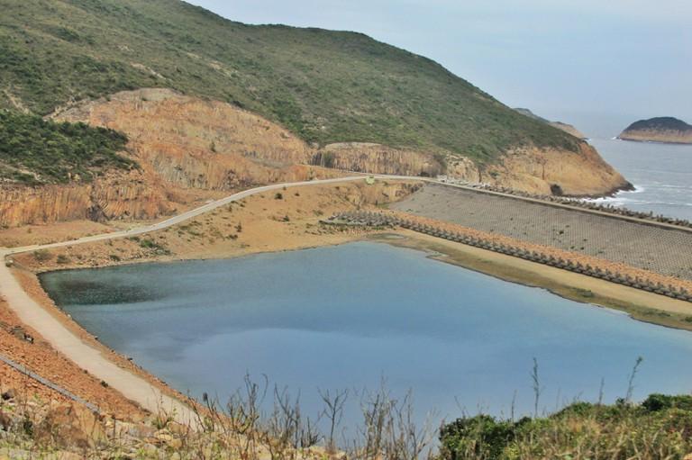 The East Dam Reservoir