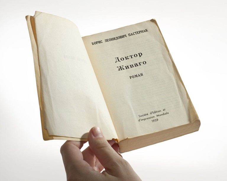 Doctor Zhivago in Russian