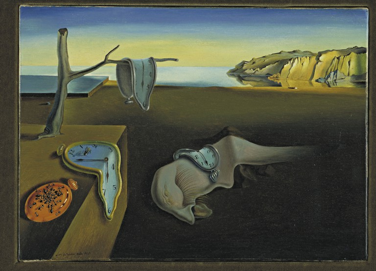 Salvador Dalí. The Persistence of Memory. 1931. The Museum of Modern Art, New York
