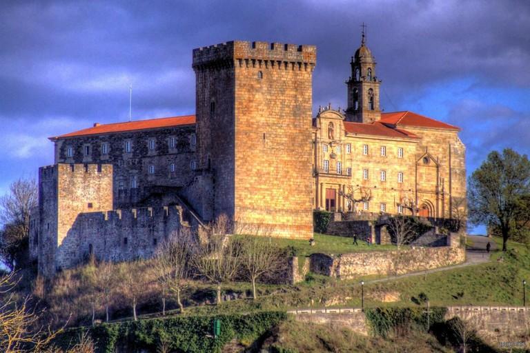 Castelo de Monforte de Lemos
