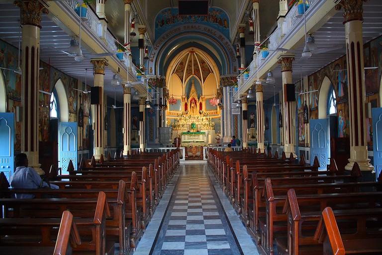 Mount Mary Basilica Marshmir WikiCommons
