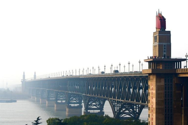 Yangtze River Bridge, Nanjing