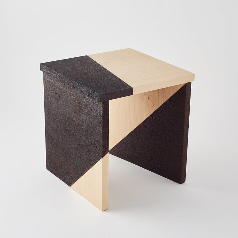 new Burnt Side Table 1 - Alexander Mueller