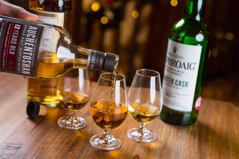 Nicholson's Whisky Showcase 2018