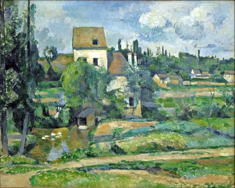 P._Cézanne_(Alte_Nationalgalerie,_Berlin)_(6094556826)