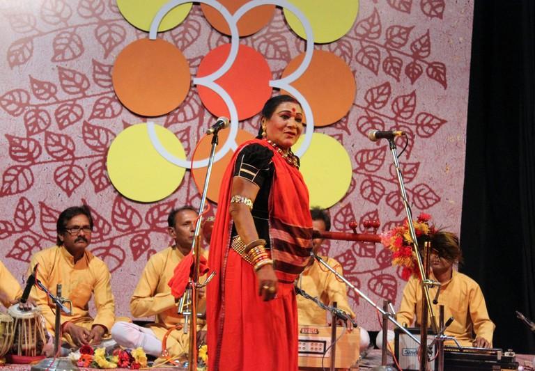 Pandavani Dance
