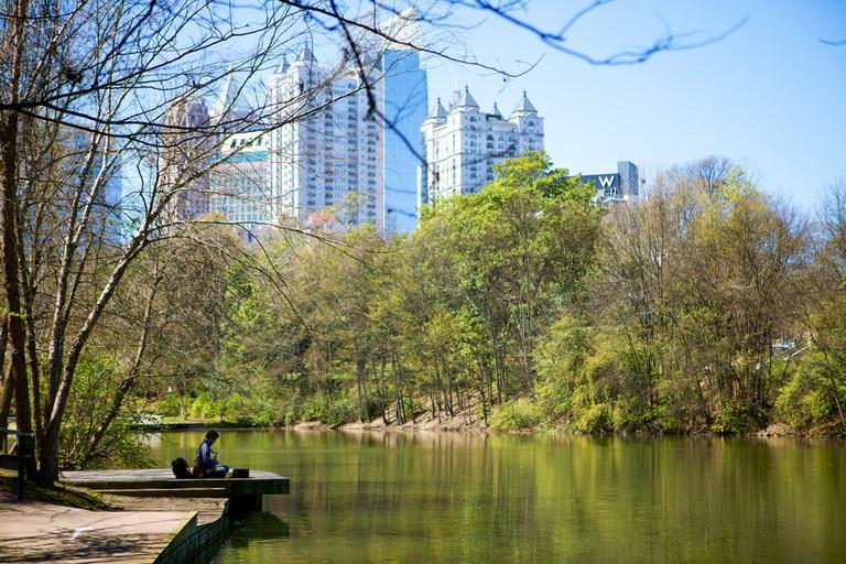 Peidmont Park:Atlanta