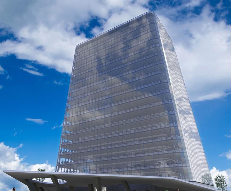 PLANTAGON-World Food Building Exterior-by-Curatorn-Henrik Vesterberg