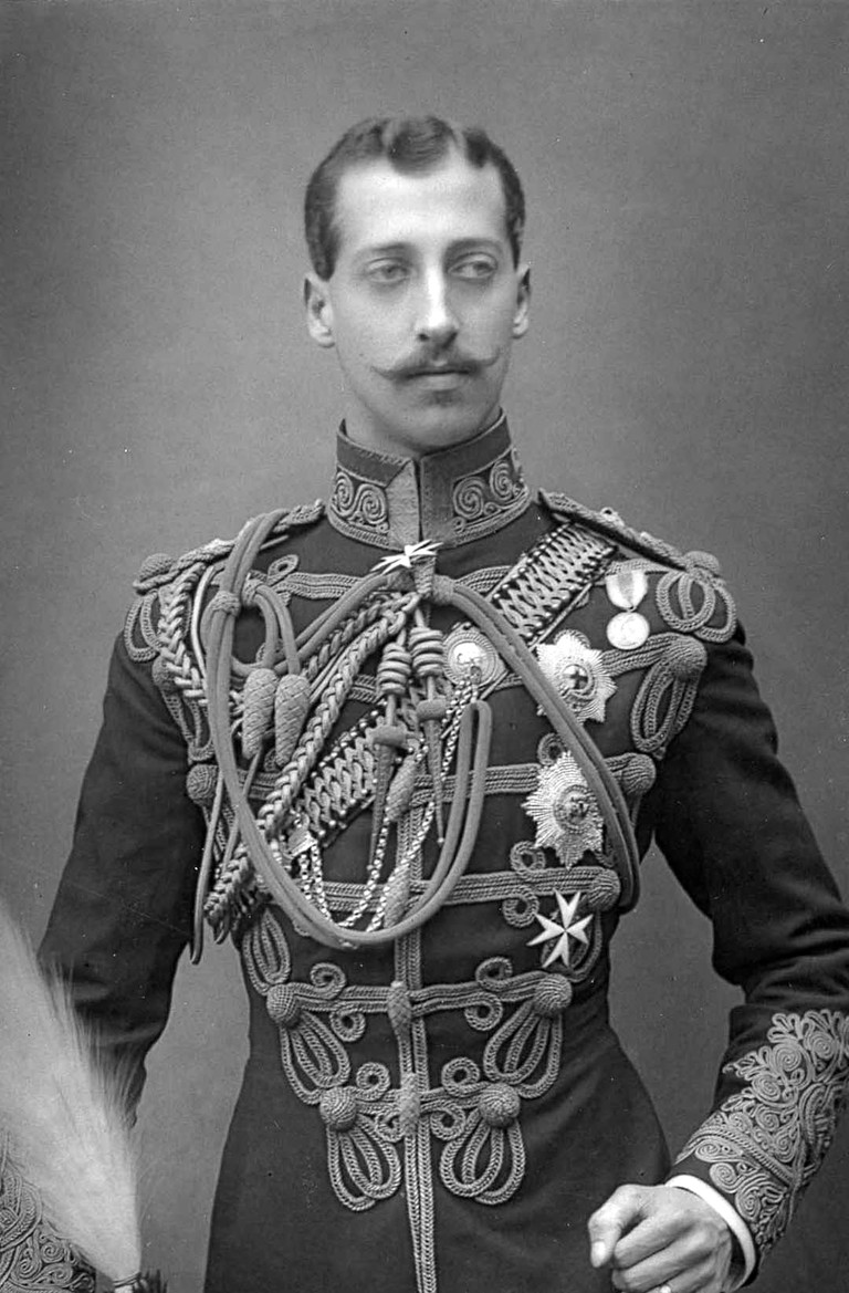 Prince Albert Victor, Duke of Clarence | © W. and D. Downey / WikiCommons