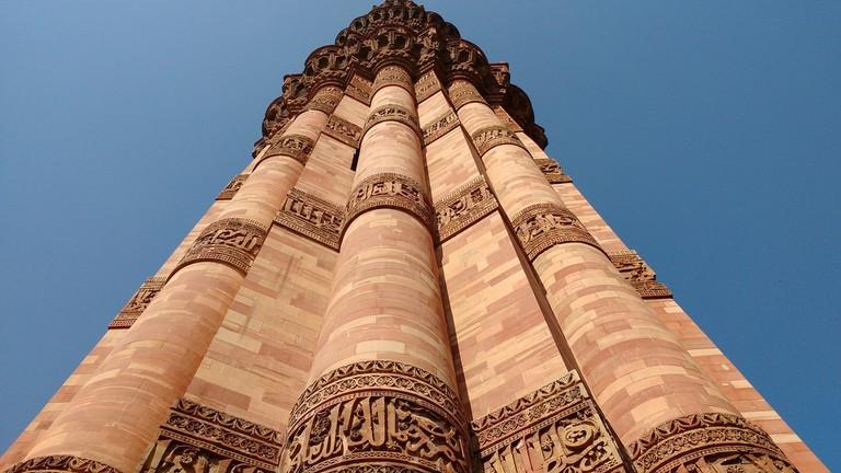 qutb-minar-1242115_1920