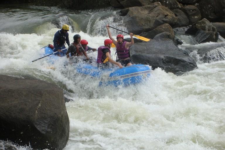 Rafting Coorg