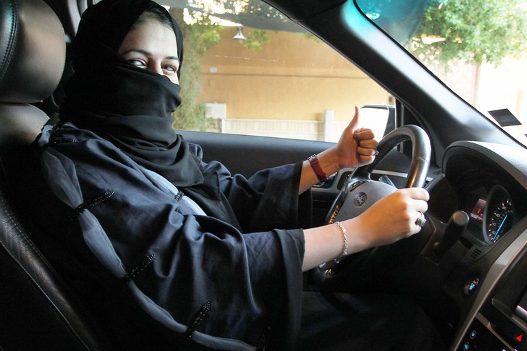 Saudi women to be allowed to drive, Riyadh, Saudi Arabia - 27 Sep 2017