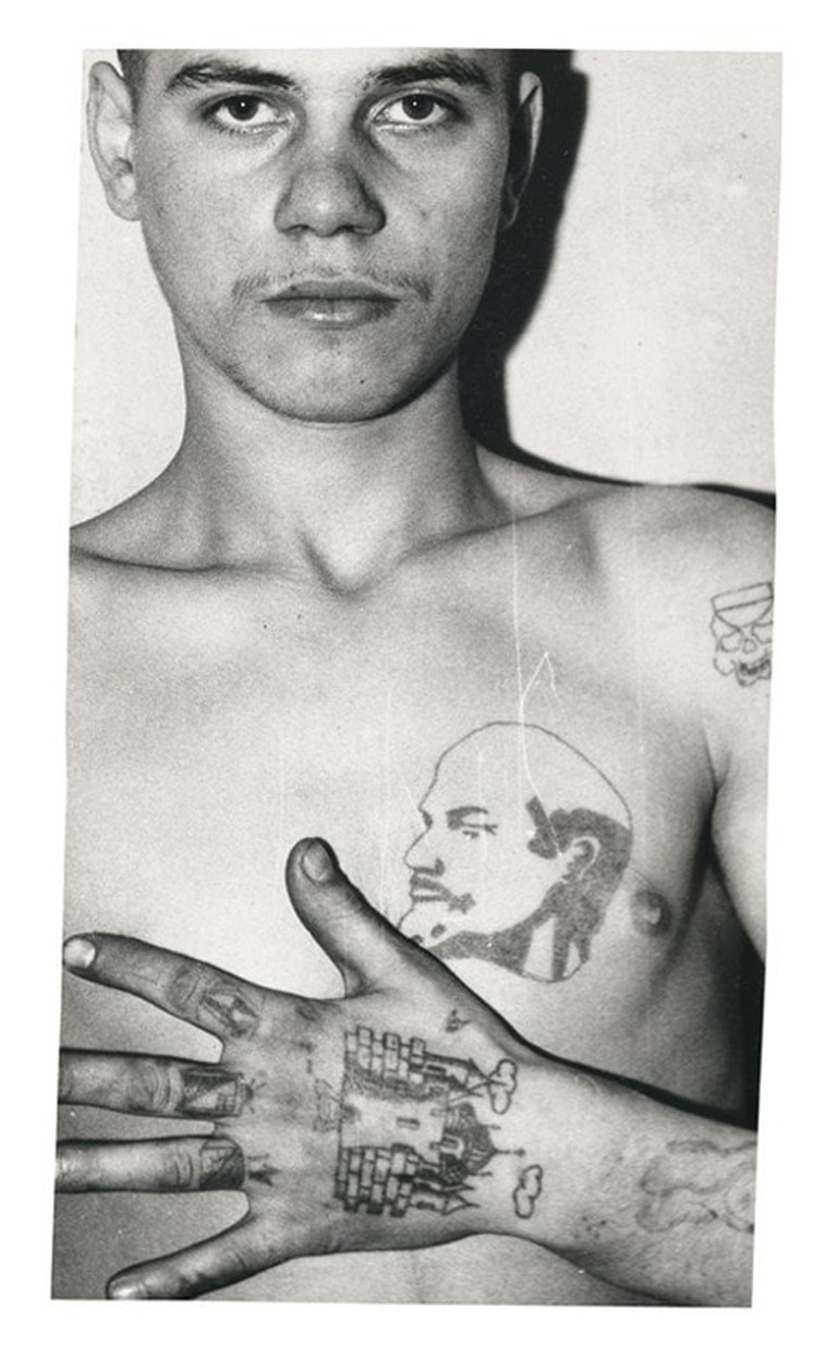 Russian Prison Tattoo 5