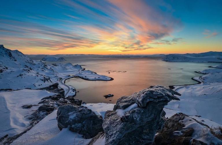 Sarnesfjord | © Sigbjørn Henriksen, Courtesy of Visit Nordkapp