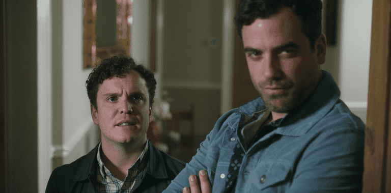Lovesick's Daniel Ings: 'Luke and Dylan's Bromance Is About