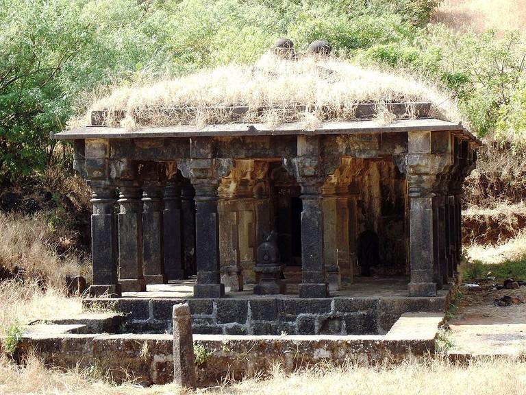 Shiv temple Rajmachi