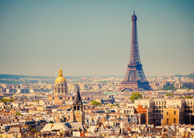 Trips to Paris are often subject to flash sales