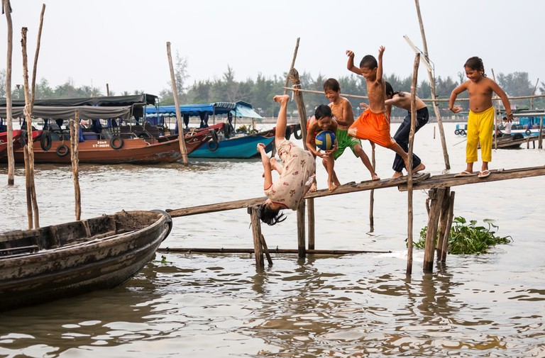 Swimming is a necessary skill in Vietnam | © Kiwisoul/Shutterstock