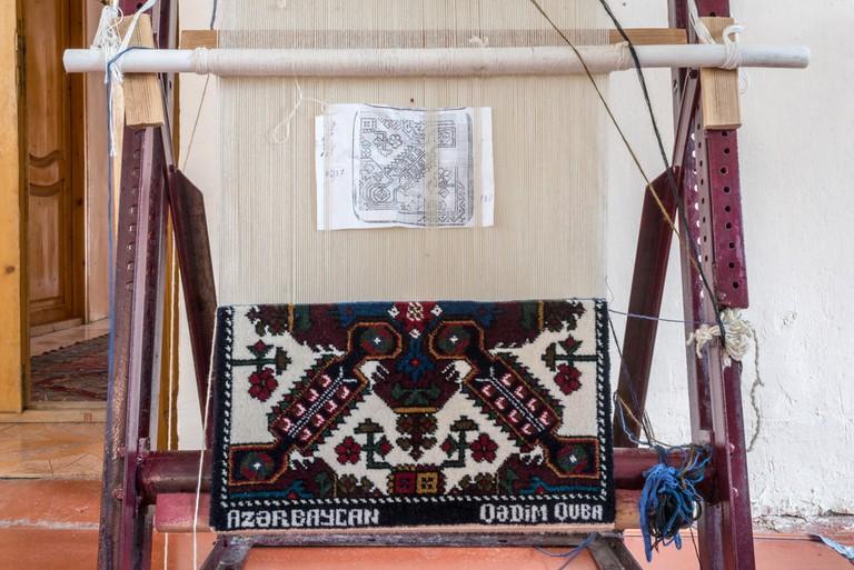 Azerbaijan is famous for carpet weaving | © Vladimir Sevrinovsky/Shutterstock