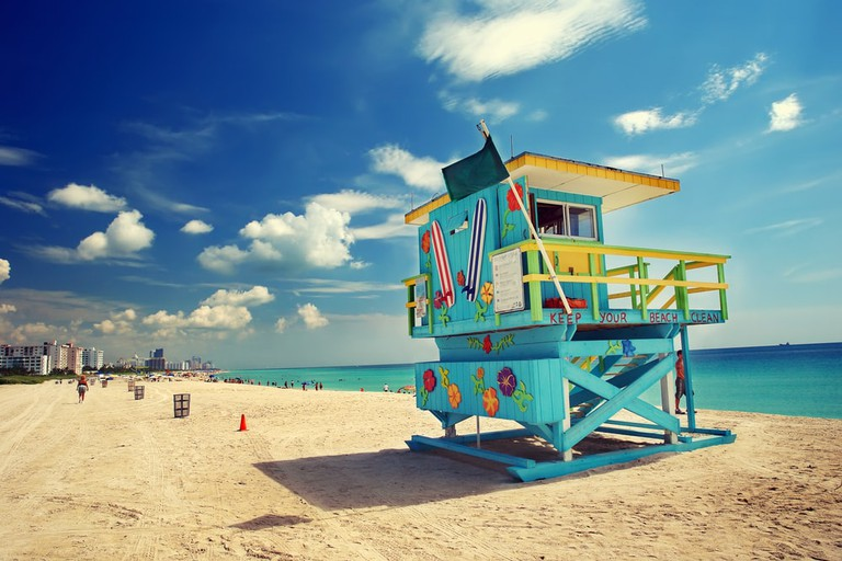 The price of a trip to Florida continued to fall even after the 'sale' had ended