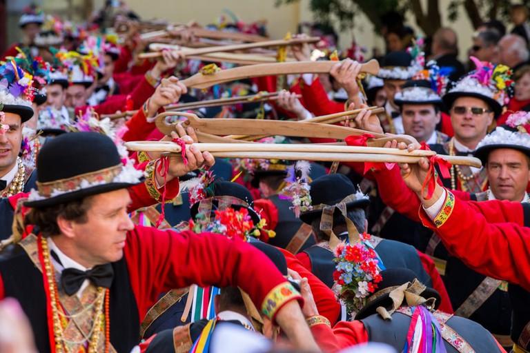 Lastovo Carnival | © Stjepan Tafra/Shutterstock