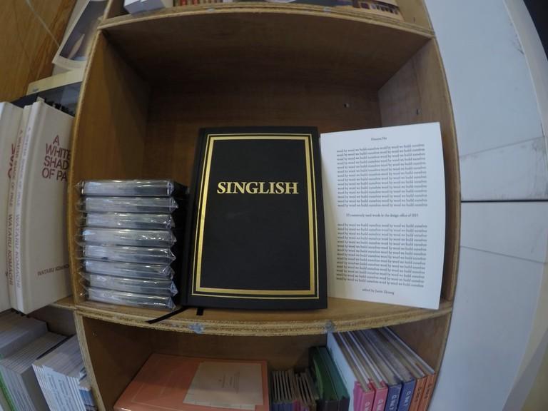 Singlish Book Singapore
