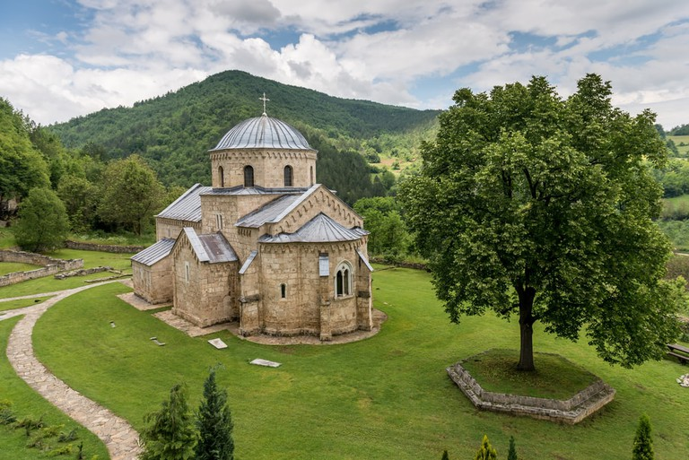 Be sure to visit Serbia's idyllic monasteries