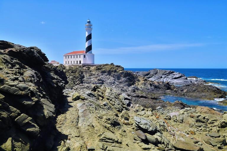 Cap de Favaritx, Menorca