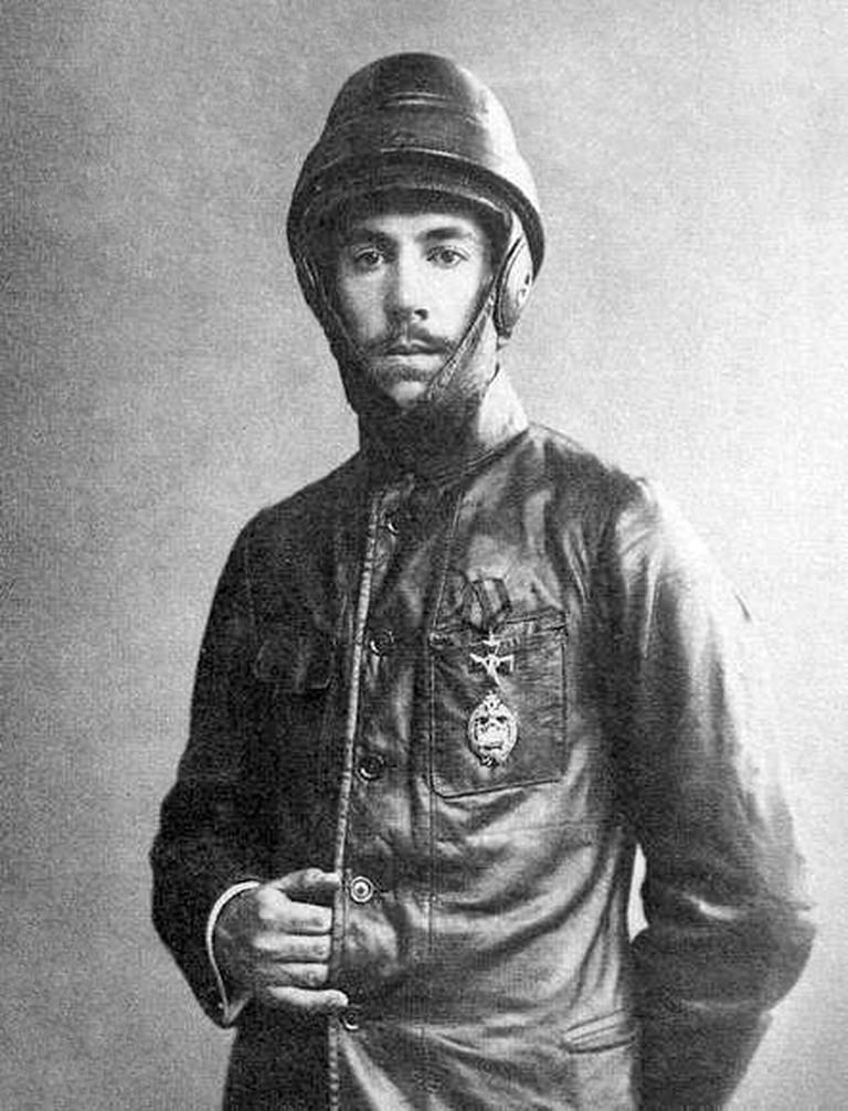 Sikorsky I.I. aviakonstruktor 1914. Karl Bulla.