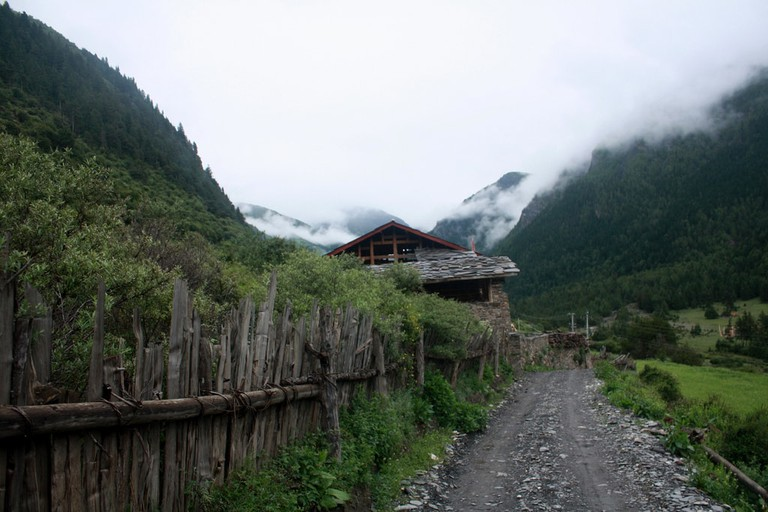 songpan ice mountain