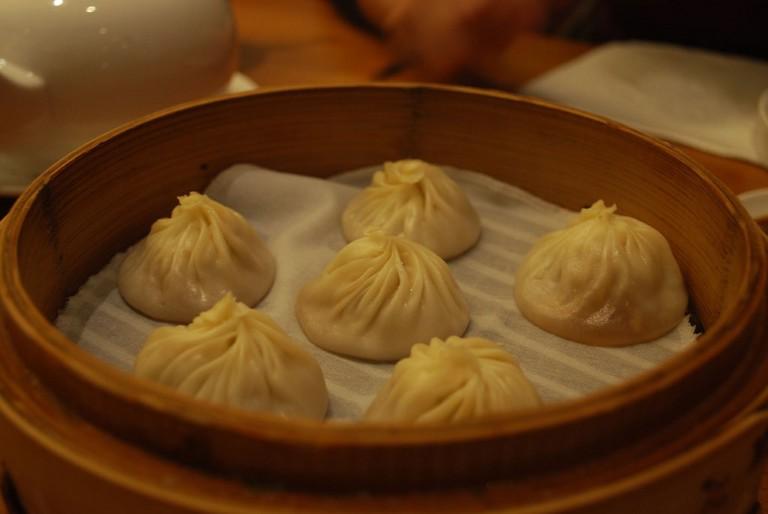 Soup dumplings Alpha Flickr