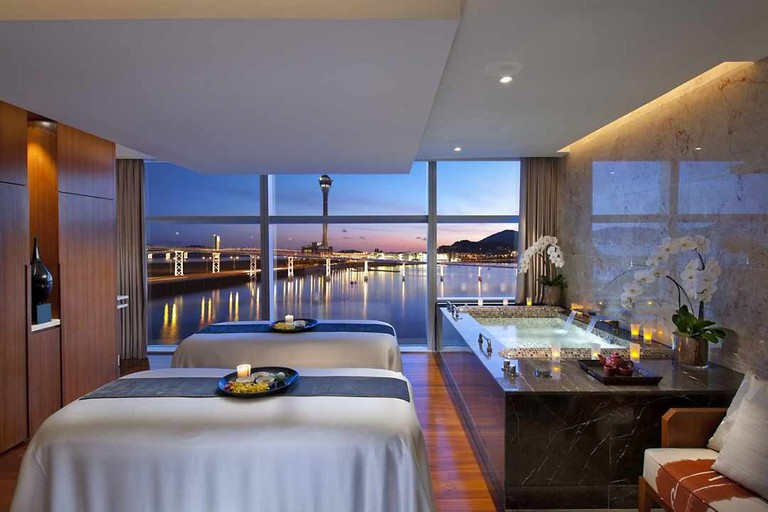 Spa at Mandarin Oriental Macau