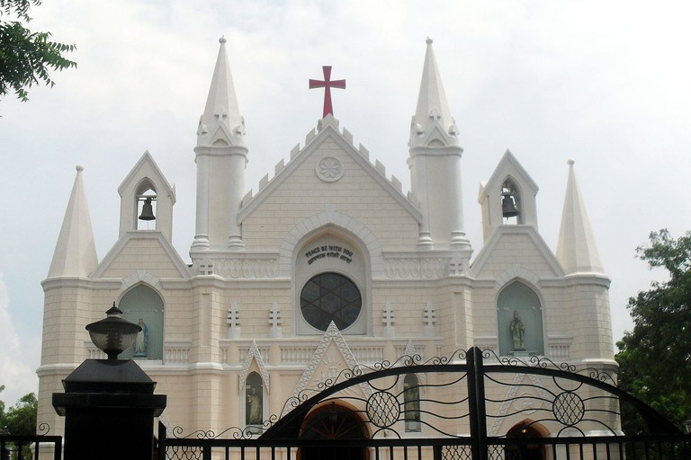 St Patricks Church Pune