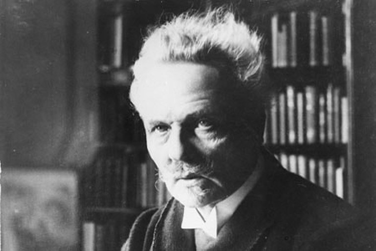 Strindberg in his later years