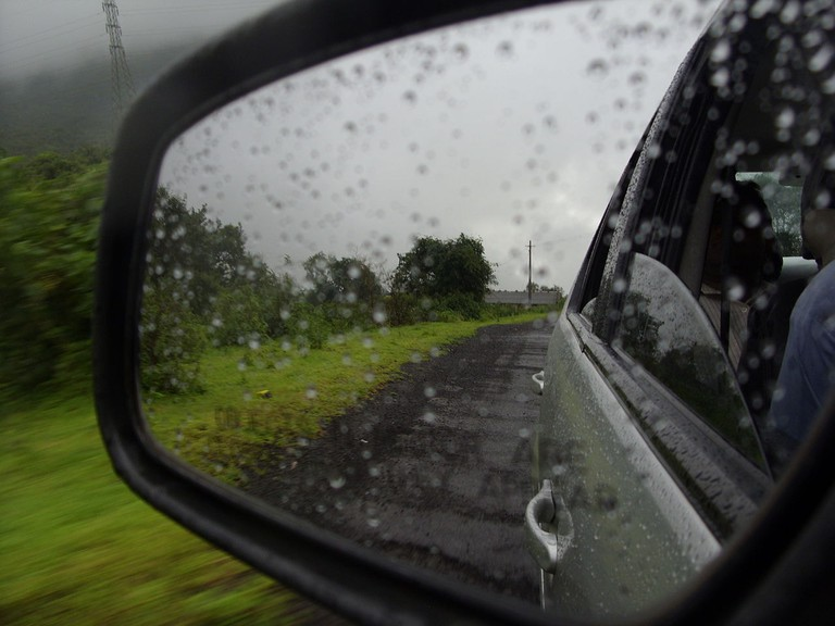 Tamhini Ghat in Rainy Season