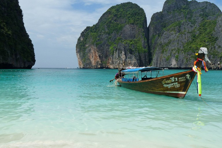 Koh Phi Phi isn't far away