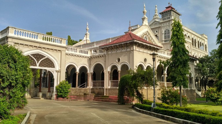 The Aga Khan Palace, Pune