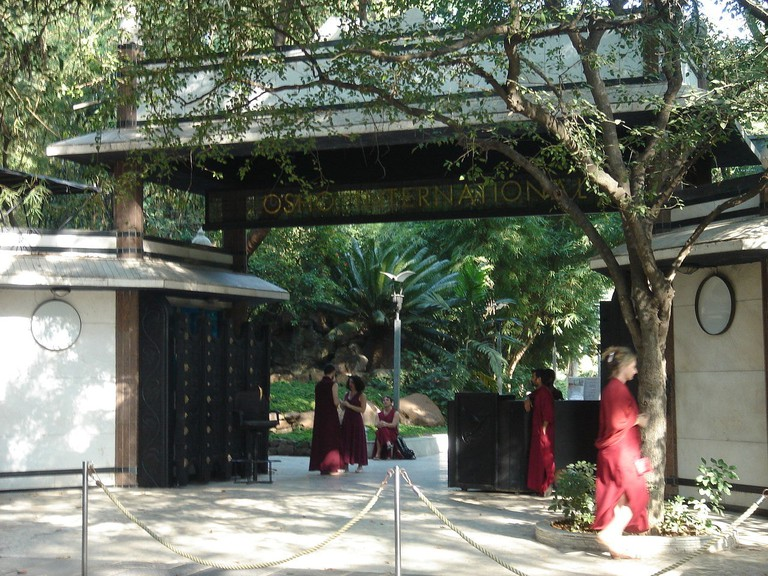 The Osho Ashram, Koregaon Park, Pune