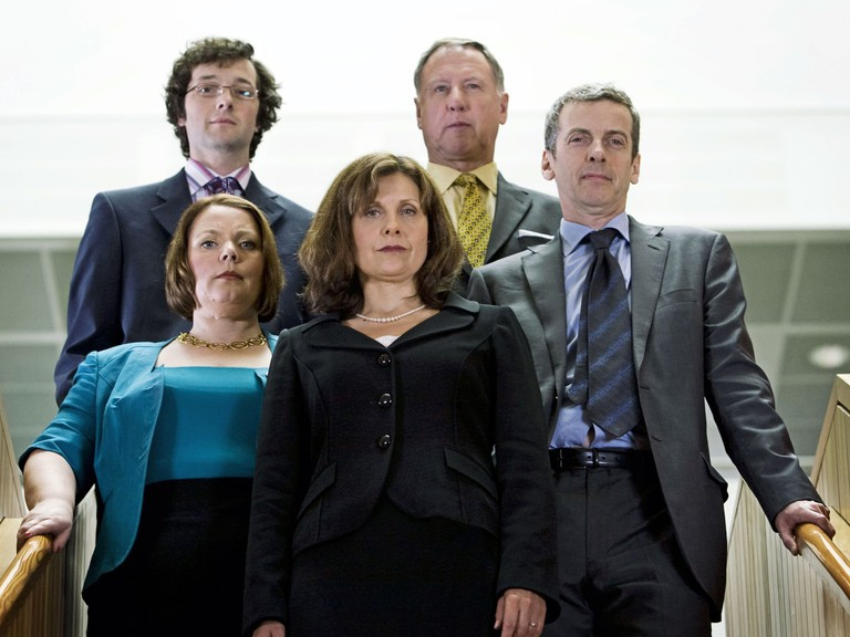 Thick of It Series 3