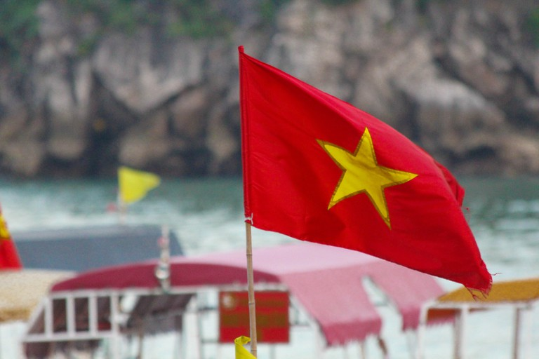 The Vietnamese flag that we know today | © rusticus80/Flickr