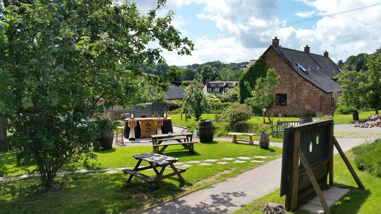 Torre Cider Farm, Somerset